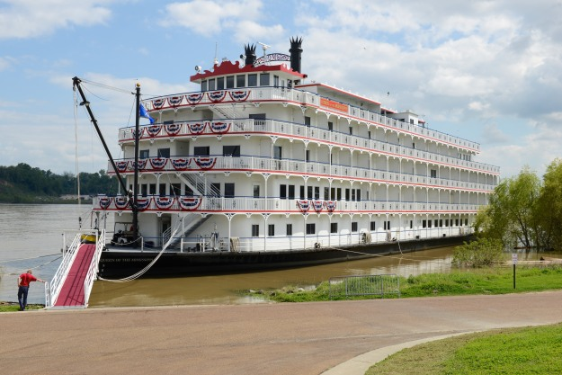 Queen of the Mississippi.