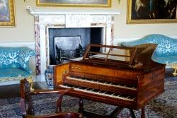 Dual Manual Harpsichord