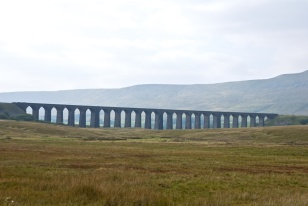http://en.wikipedia.org/wiki/Ribblehead_Viaduct