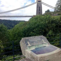Brunel's Bridge over the Avon Gorge