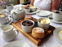 A Cream Tea to die for