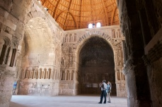 Interior of Umayyad Palace