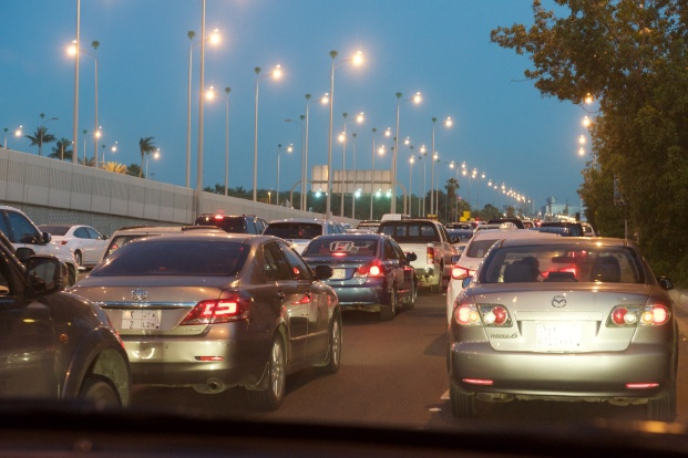 Jeddah Traffic
