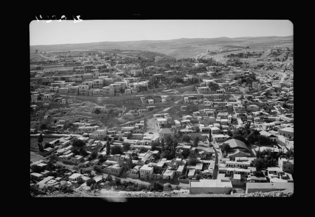 Amman in the 1940's