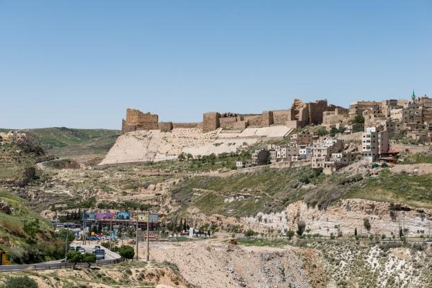 Kerak Castle.