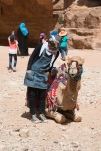 Your Photo with a Camel