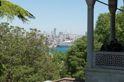 The Queen Elizabeth from the Topkapi Palace.