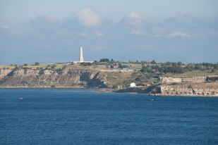 Commonwealth Monument at Gallipoli.