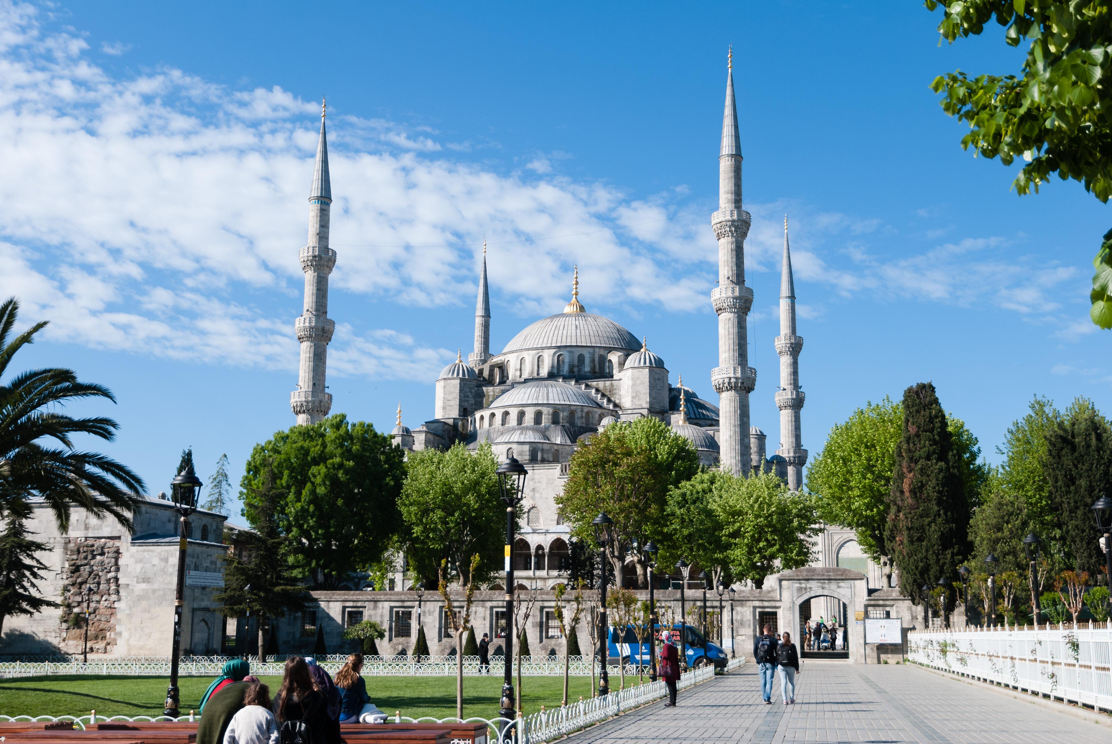 все мечети стамбула с фото поддорского района установила