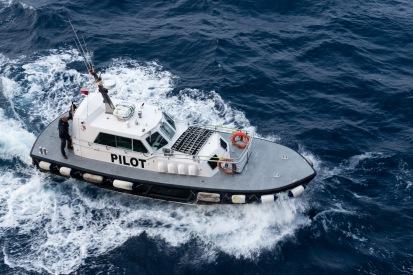 Pilot Launch.
