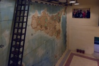 Map Room, in this case Sicily.