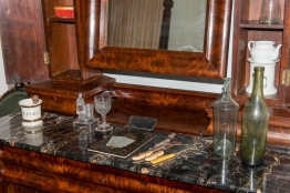 Gentleman's dressing table