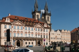 Old Town Square (Staromestske names)