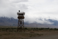 Watchtower - an especially ominous image.